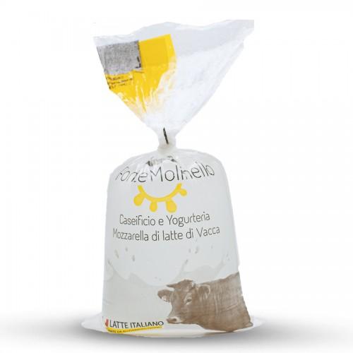 Mozzarella da 250 gr