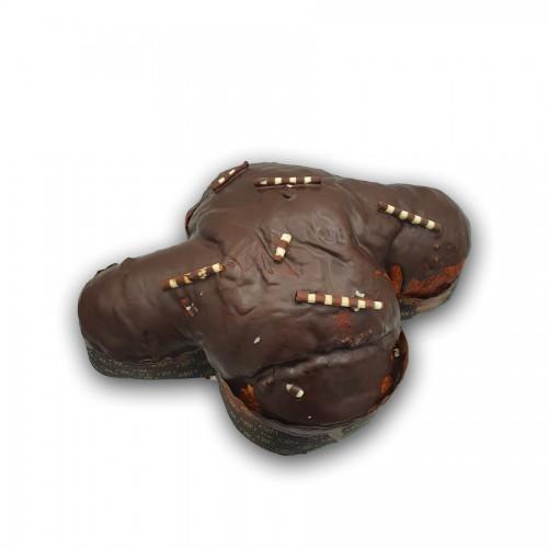 Colomba Albicocca e Cioccolato