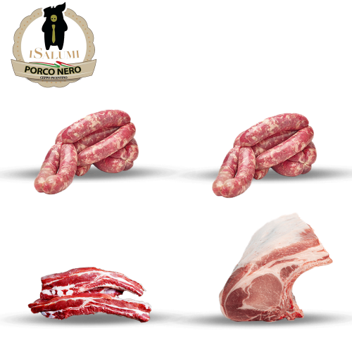 Box Porconero carne fresca
