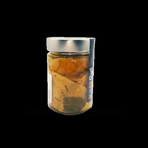Zucca grigliata cilentana